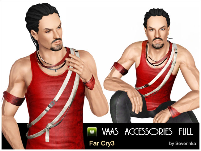 Full Vaas accessories  (Far Cry 3)