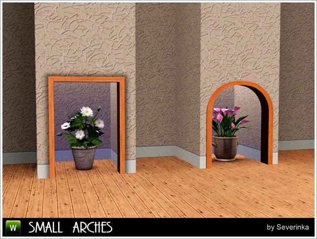 Small arches