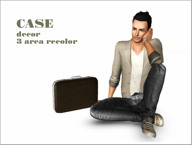 for Case the sims 3 arredate