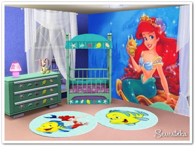 Сет для детской комнаты