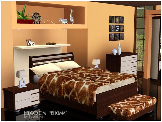 """Спальня """"Энигма"""" из 20 предметов"""