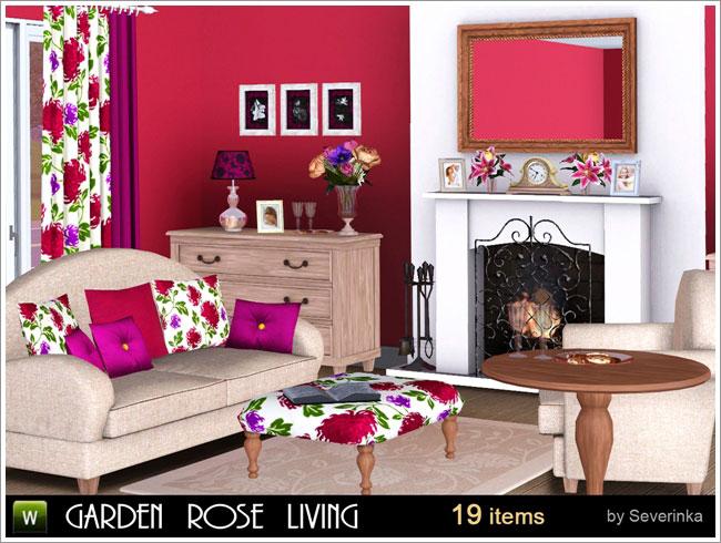 Garden Rose Living