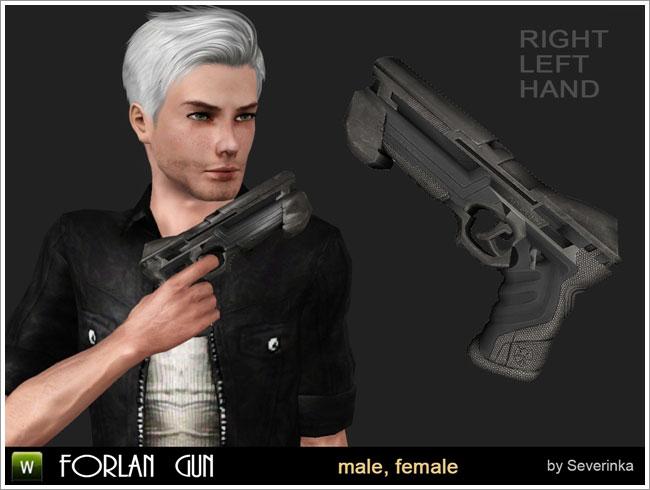 Forlan gun