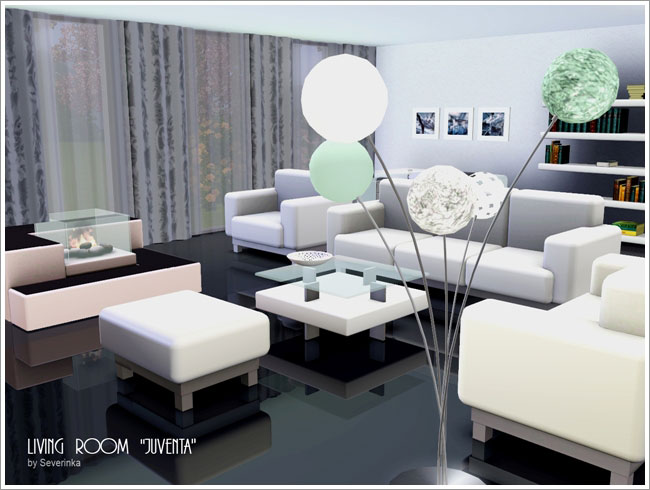for Living room ideas sims 3