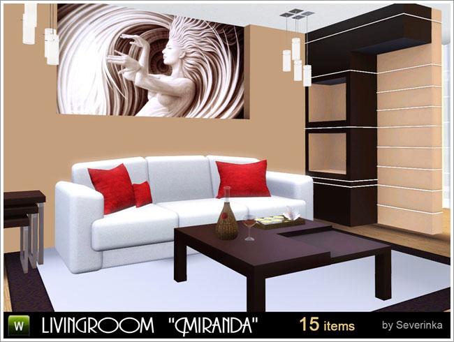 """Livingroom """"Miranda"""""""