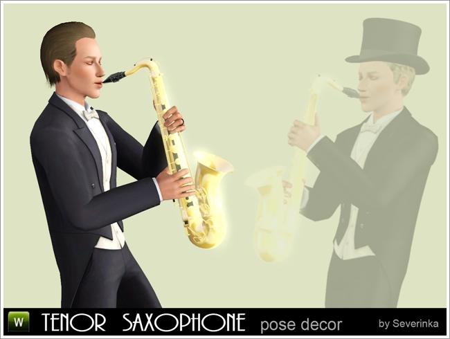 saxophone саксофон