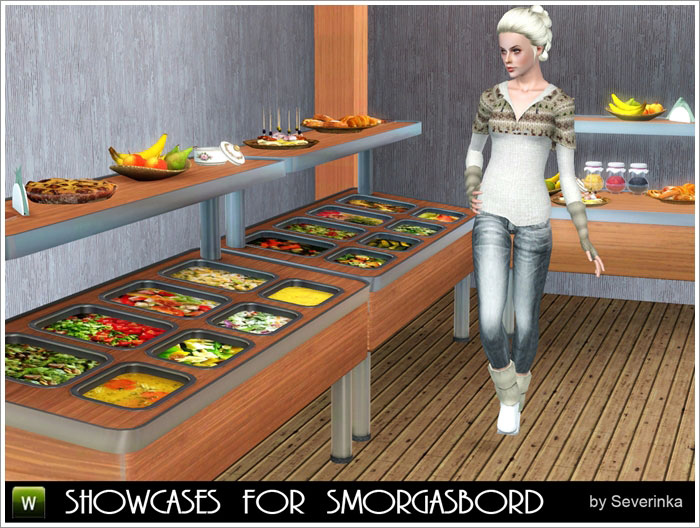 Showcases by Severinka