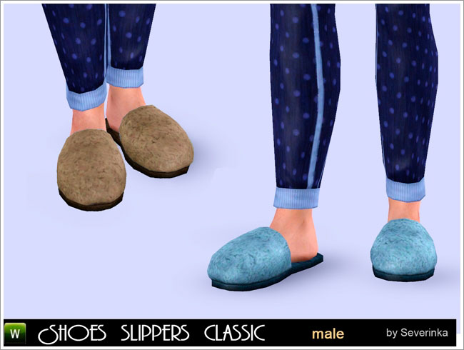 Shoes slippers for men