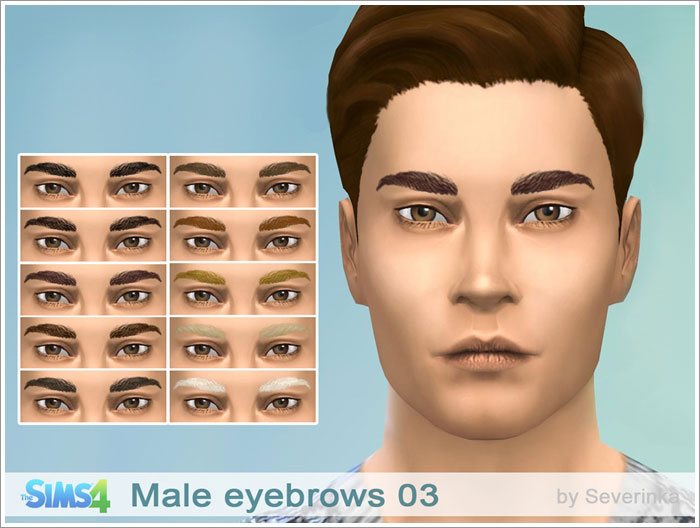 Male eyebrows 03