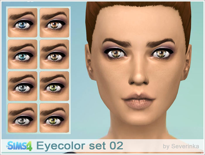 Eyecolor set 02 by Severinka