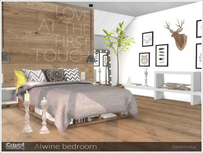Предметы для спальни - Страница 2 Alwine-bedroom1