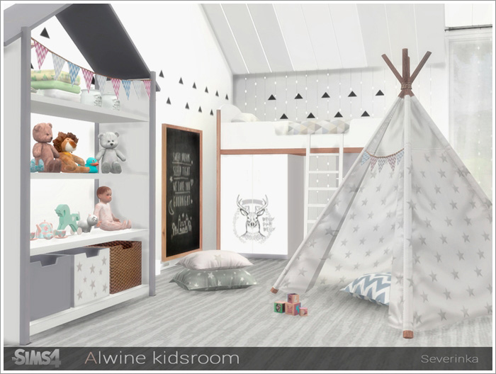 Предметы для детской - Страница 2 Alwine-kidsroom1