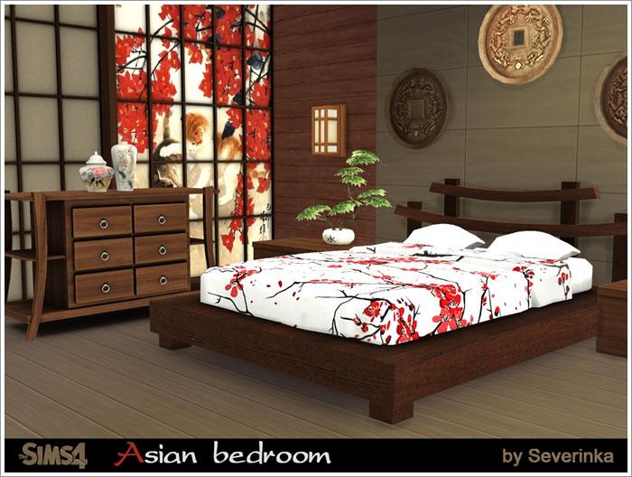 Предметы для спальни - Страница 2 Asianbedroom-1