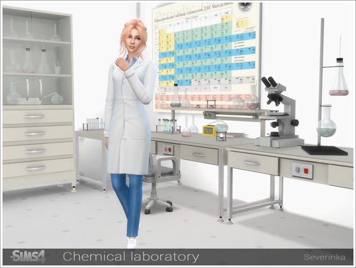 Больница Chemical1