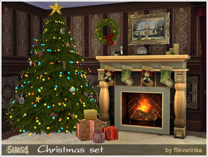 Предметы для Новогодних и Рождественских праздников Christmas2015-700-1