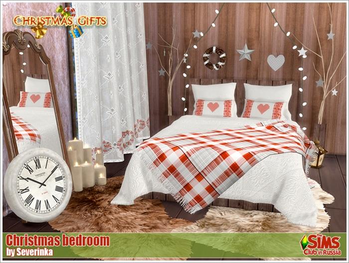 Предметы для спальни - Страница 2 Christmasbedroom700-1