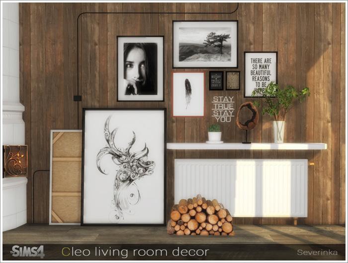 Предметы для гостиной - Страница 2 Cleo-decor1