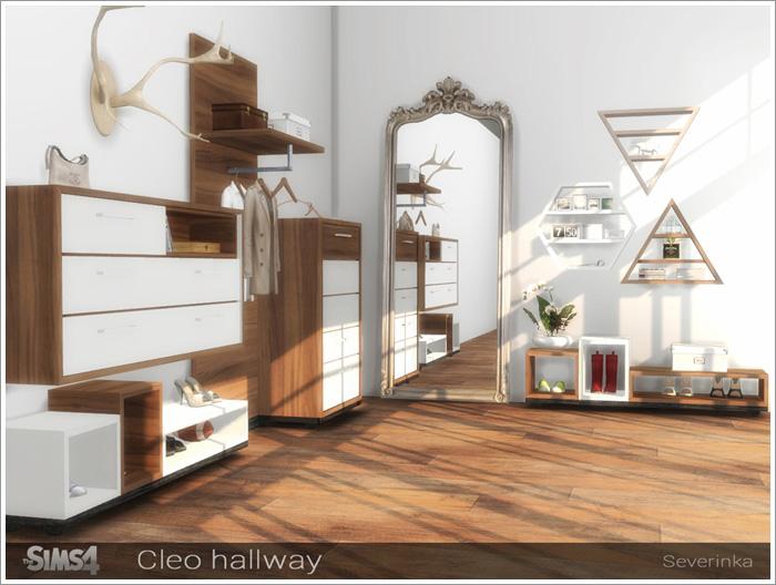 Прихожая Cleo-hall1