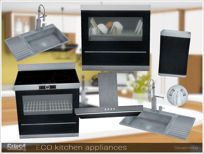 Предметы для кухни Ecokitchenapp1