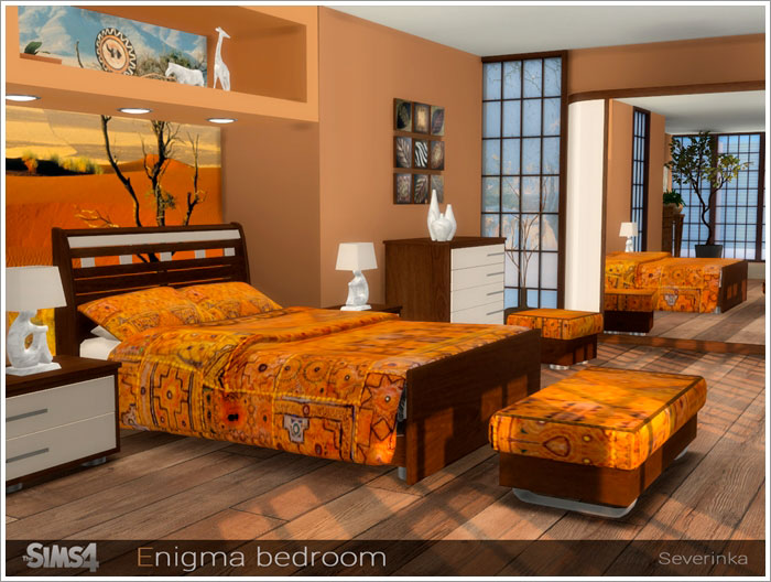 Предметы для спальни Enigma1