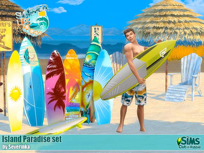 Летний отдых и туризм Island-paradise1-1