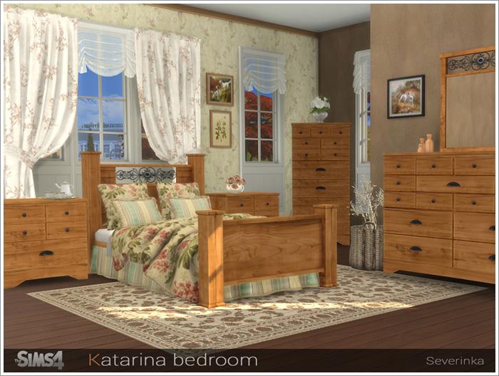 Предметы для спальни Katarinabedroom1