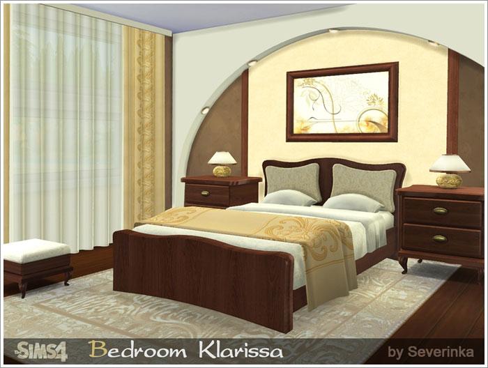Предметы для спальни - Страница 2 Klarissa1