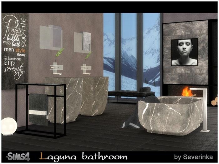Предметы для ванной Lagunabathroom1