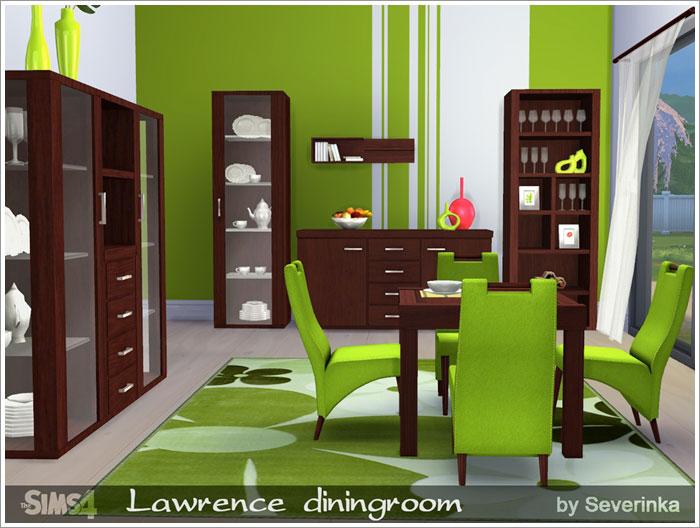 Столовая - Страница 2 Lawrence1