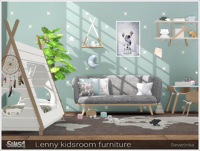 Предметы для детской - Страница 2 Lenny-kids-furniture1