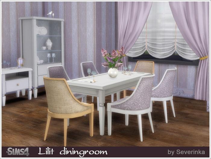 Столовая Lilit-dining1