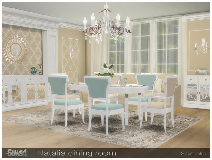 Столовая Natalia-dining1