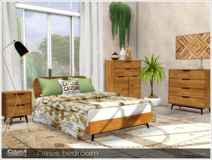 Предметы для спальни Oasis-bedroom1