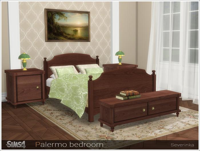 Предметы для спальни Palermo-bedroom1