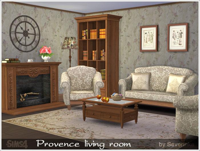 Предметы для гостиной Provenceliving1