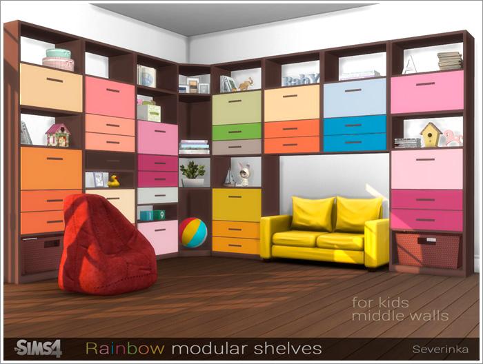 Предметы для детской - Страница 2 Rainbow1