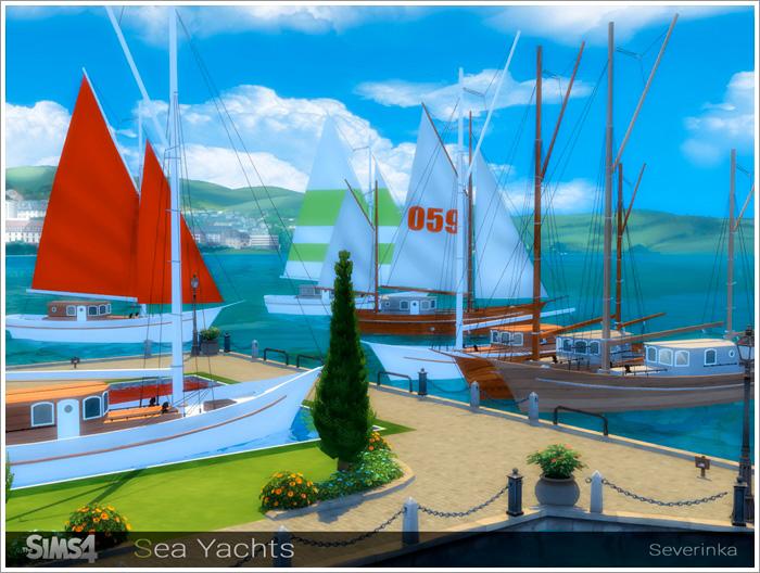 Летний отдых и туризм Seayachts1