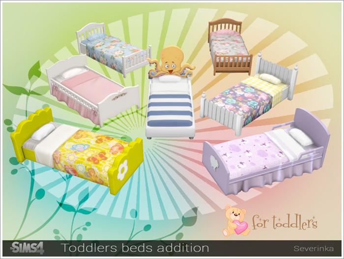 Предметы для детской - Страница 2 Toddlersbed1