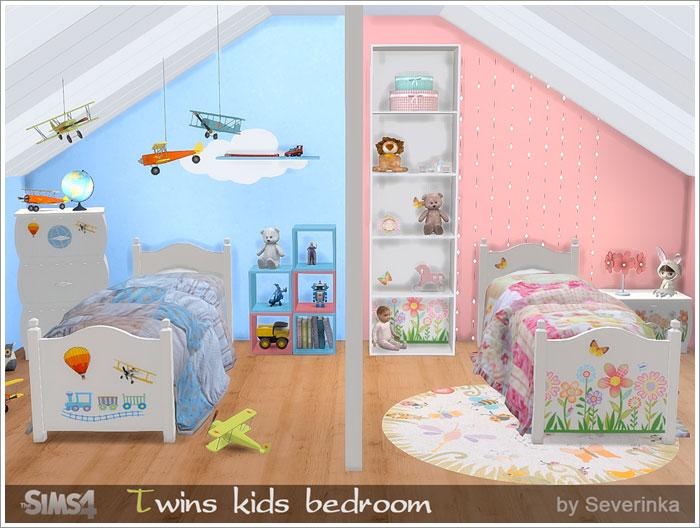 Предметы для детской - Страница 2 Twins-1