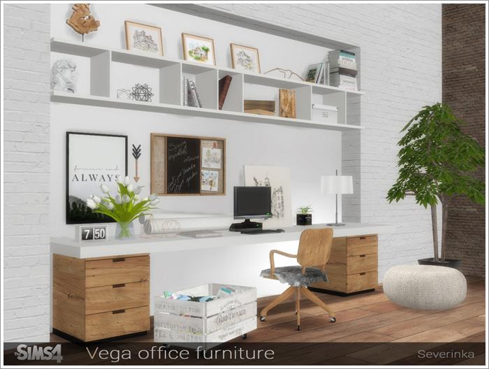 Предметы для офиса Vegaoffice-1