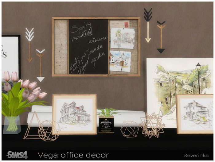 Предметы для офиса Vegaoffice-5