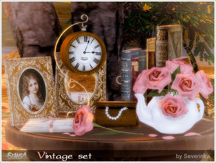 Предметы декора - Страница 2 Vintage700-1