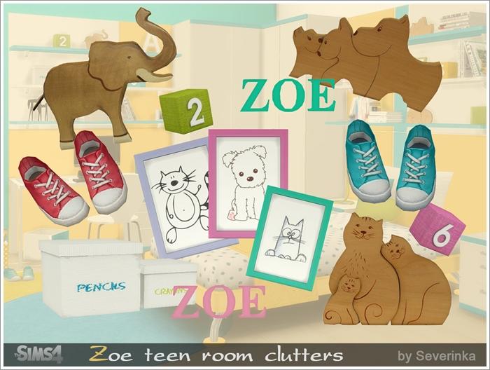 Предметы для детской - Страница 2 Zoe-decor1