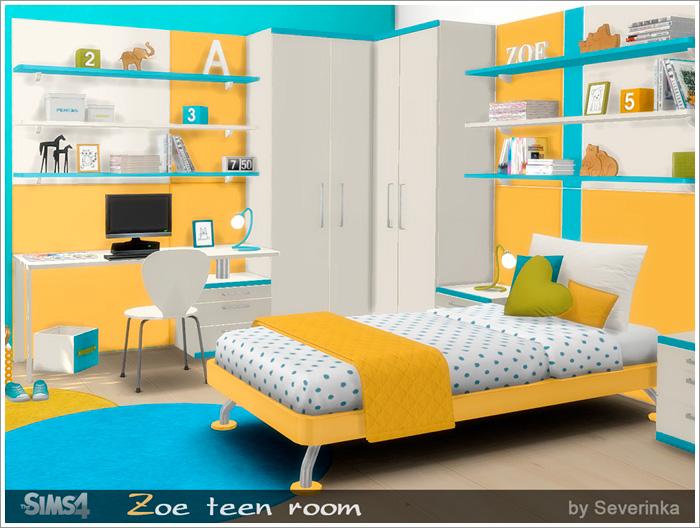 Предметы для спальни - Страница 2 Zoe-furniture1