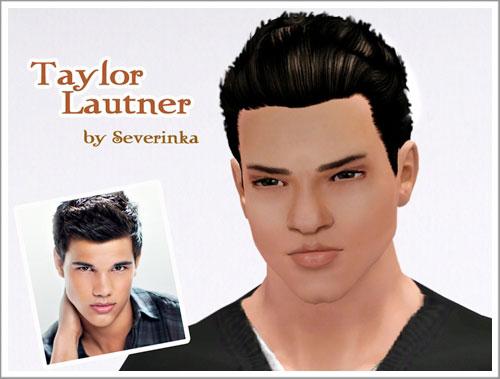 Тейлор Лотнер (Taylor Lautner) by Severinka