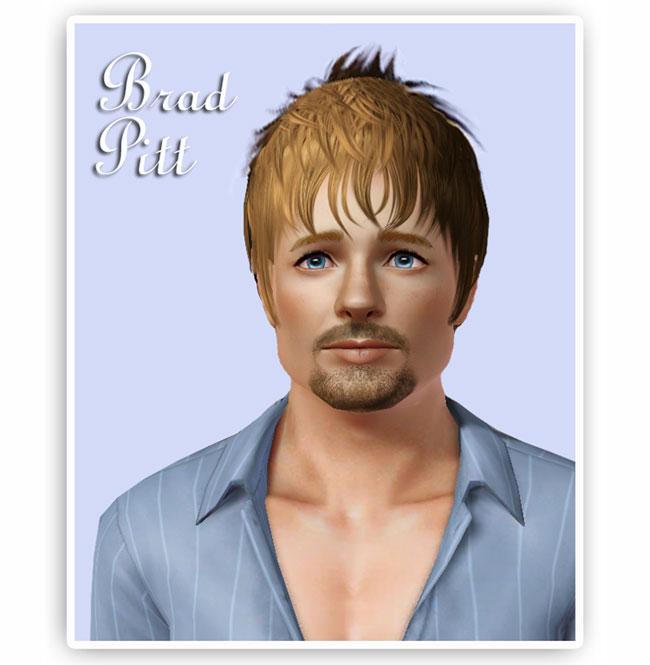 Сим Брэд Питт (Brad Pitt)