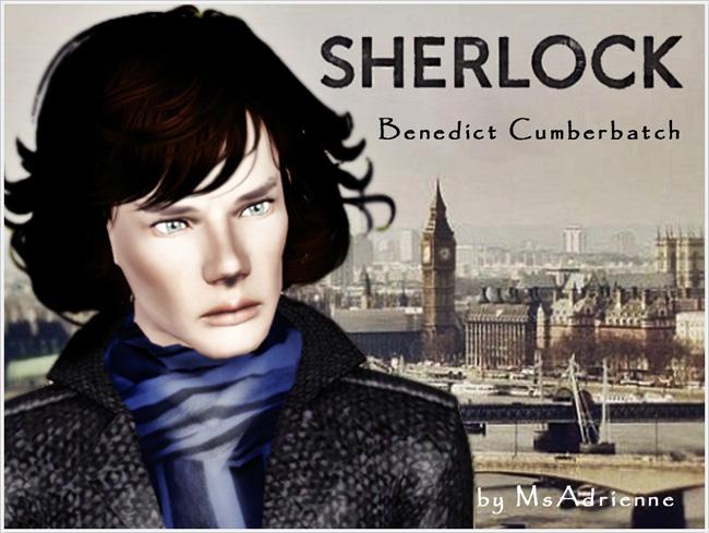 Сим Бенедикт Камбербэтч (Benedict Cumberbatch) by MsAdrienne