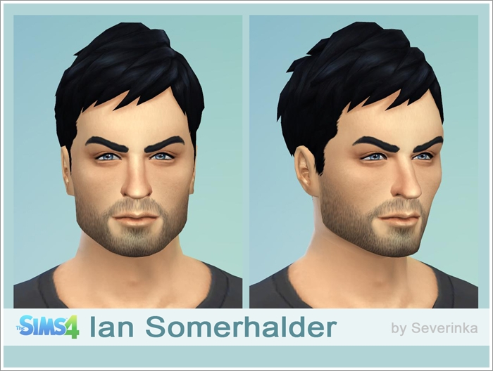 Ian Somerhalder (Йен Сомерхолдер) by Severinka