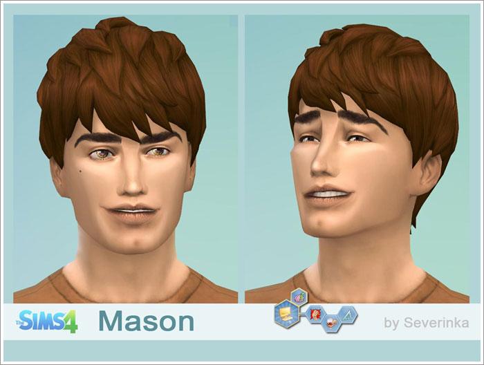 Mason Lengfort (Мэйсон Лэнгфорт) by Severinka