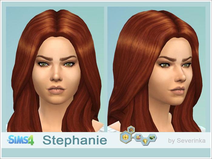 Stephanie Lloyd (Стефани Ллойд) by Severinka